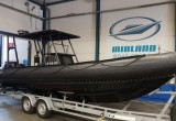Blue Spirit 750 Offshore RIB