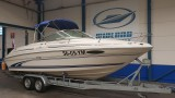 Sea Ray 215 Express Cruiser op LPG!