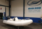 Zodiac Yachtline 380 DL met NIEUWE Yamaha F20GEPL
