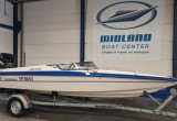 Shakespeare Swallow 550 XS met Mercury 150 pk racemotor